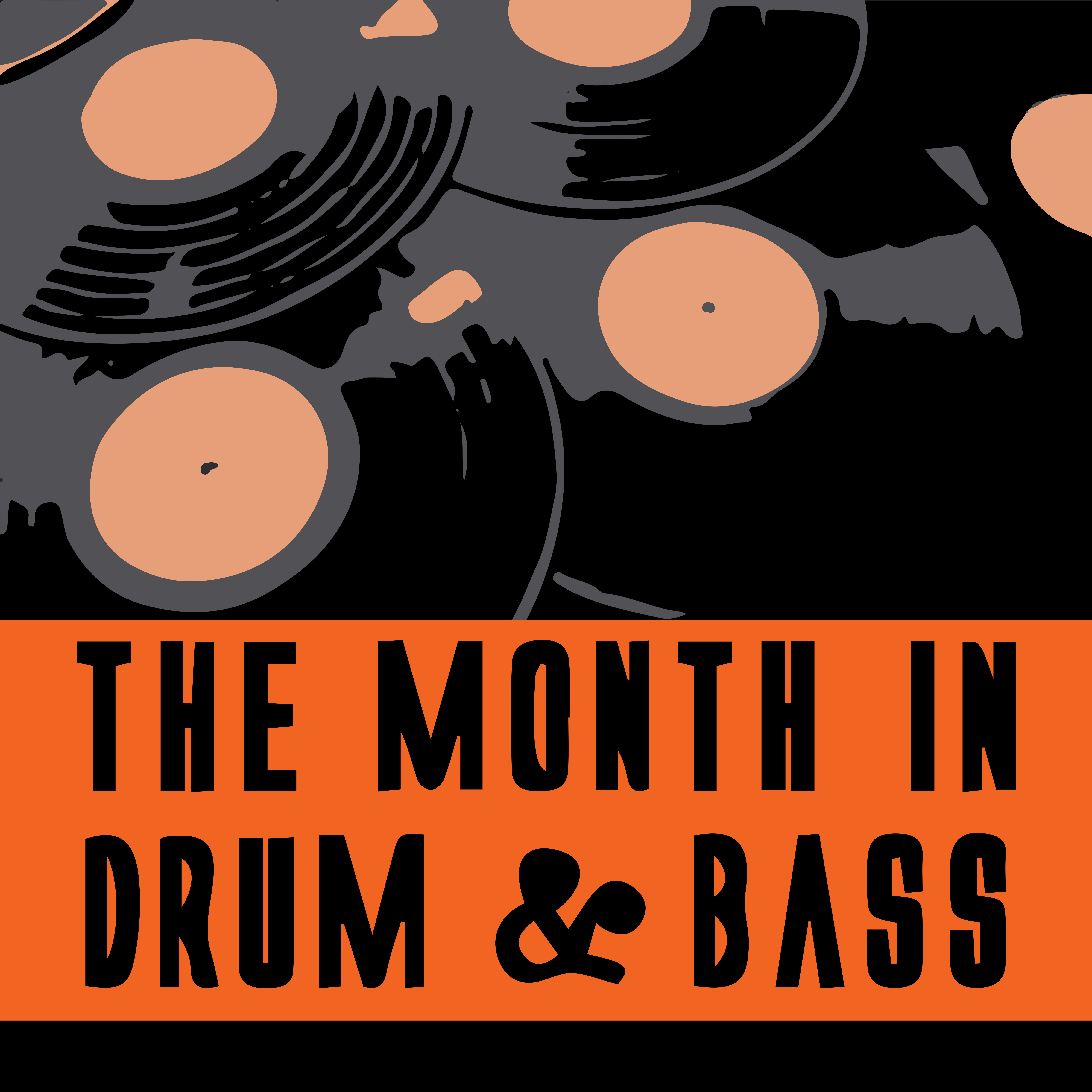 Podcasts – The Month In Drum & Bass